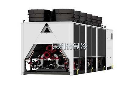 自然冷却式冷水机组