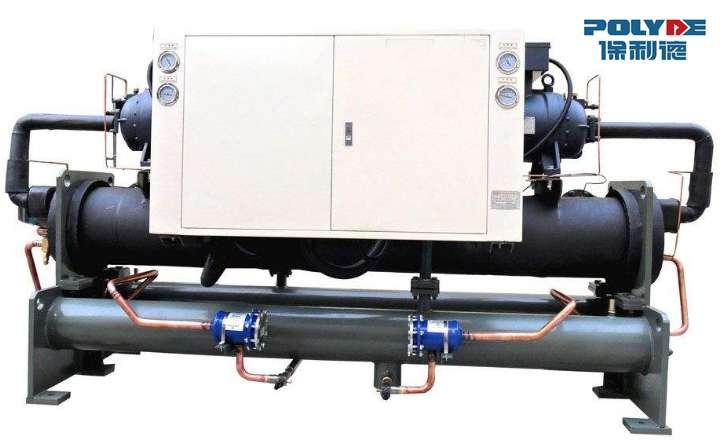 水冷螺杆式冷水机组(双机)