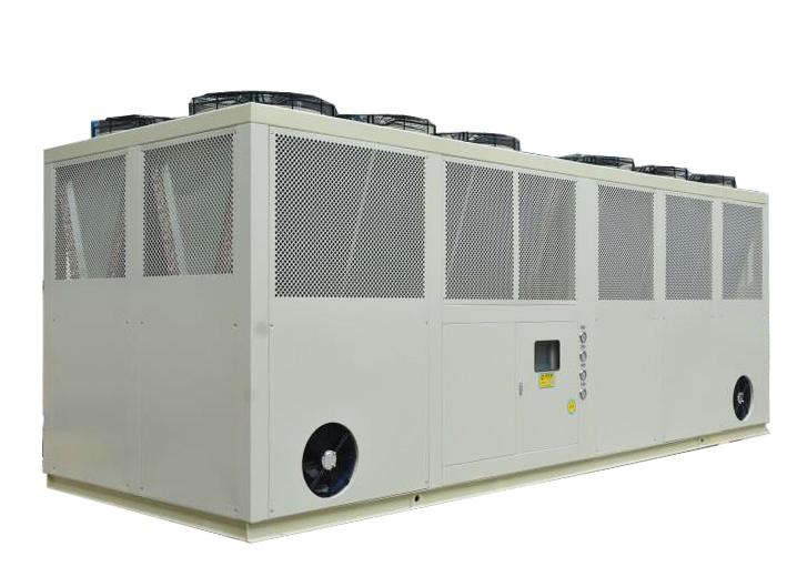 风冷热泵冷热水机组