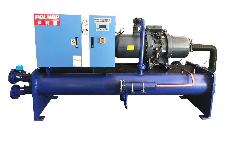 水冷单螺杆式冷水机(单机)